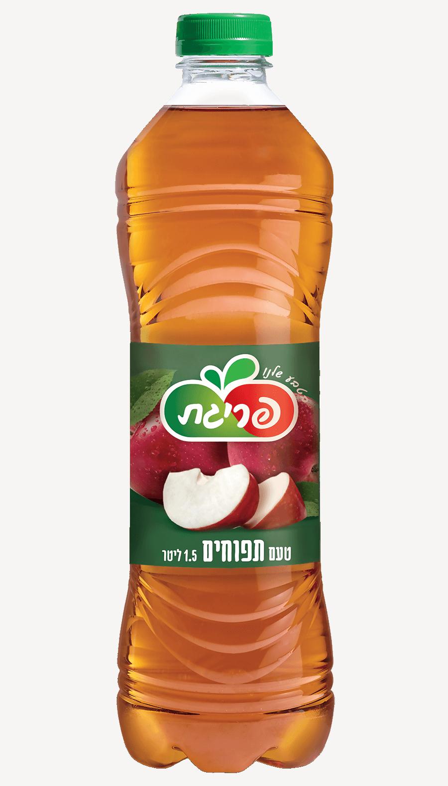 משקה קל בטעם תפוחים