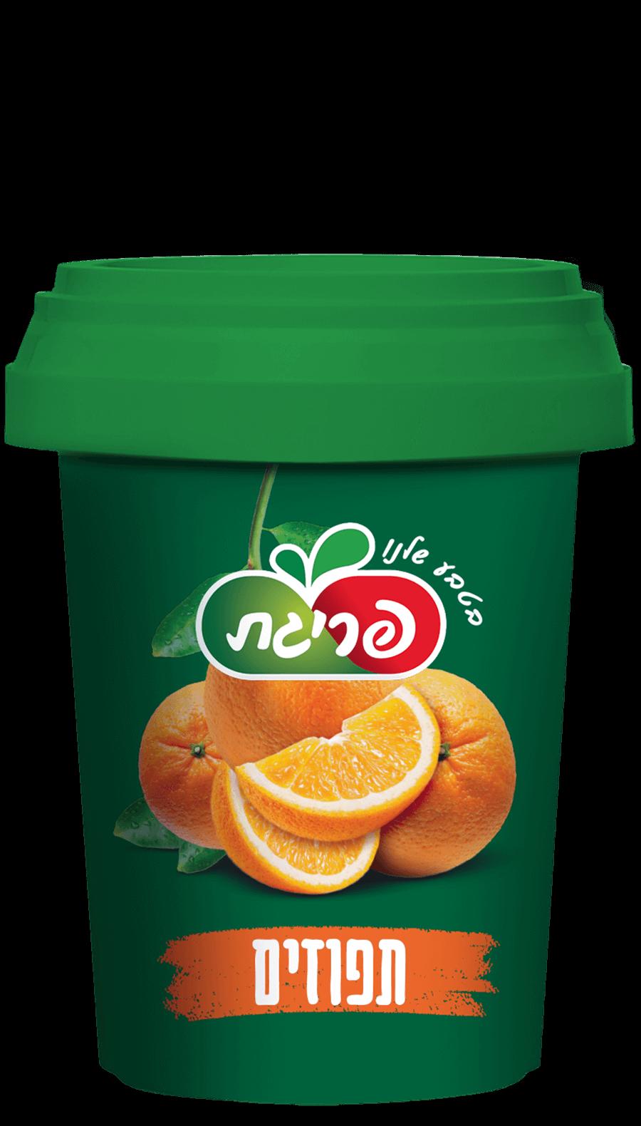 מיץ תפוזים מרוכז קפוא
