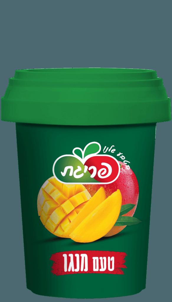 משקה קפוא בטעם מנגו