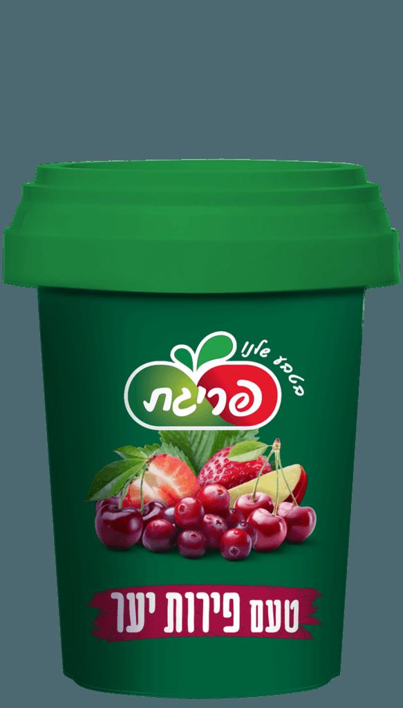 משקה פירות יער קפוא