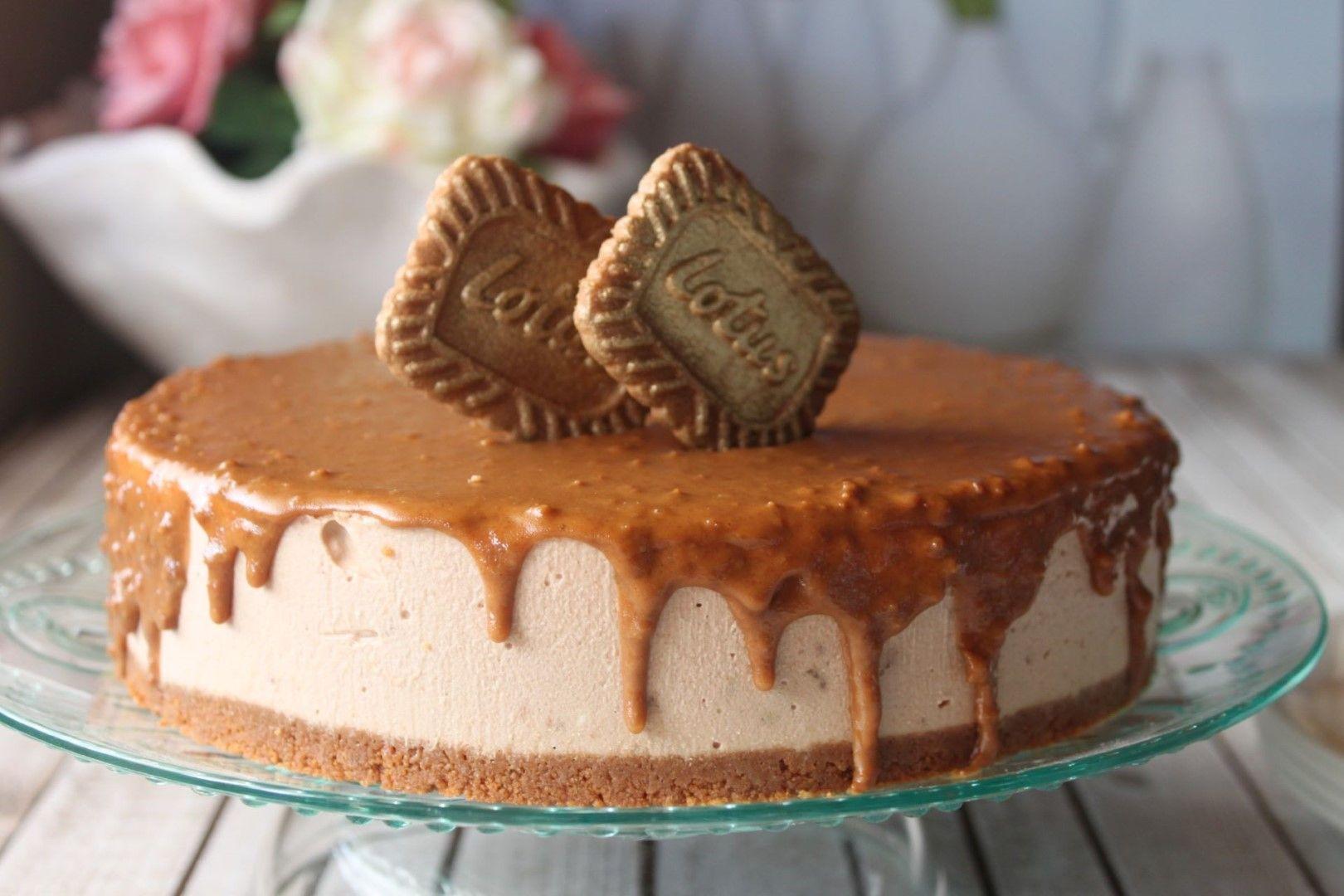 עוגת לוטוס תפוז פריגת